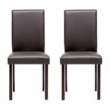 Baxton Studio Susan Parsons Chair (Set of 2) byWholesale Interiors