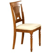 Plainville Side Chair (Set of 2) byWooden Importers