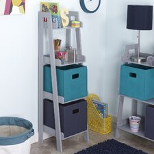 Bookcase ideas for kids bedrooms and storage