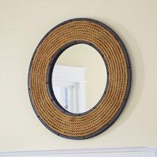 furniture home decor search metal rope mirror. Black Bedroom Furniture Sets. Home Design Ideas