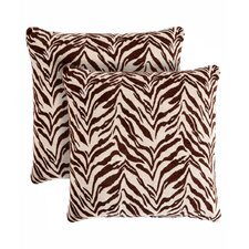 Animal Print Decorative Pillows You Ll Love Wayfair