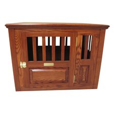 handmade furniture style pet crate furniture style dog crates