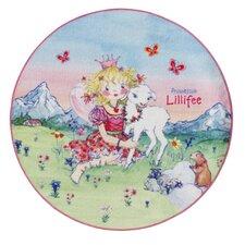 Motivteppich Prinzessin Lillifee in Grün