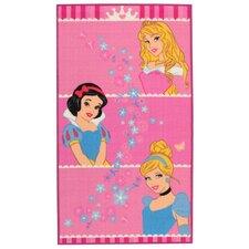 Motivteppich Fairytale in Pink
