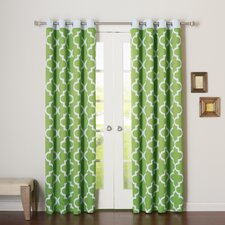 Green Curtains Amp Drapes You Ll Love Wayfair