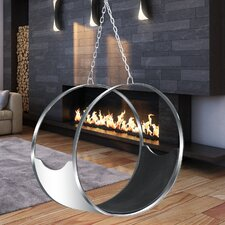 Amazing Buy Online Fine Mod Imports Ring Hanging Chair FMI2127 Black FLNE1131 Read  Review