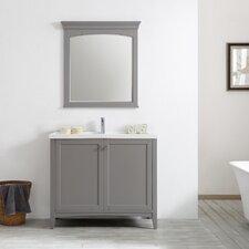 Amazing Silkroad Exclusive Northampton 26quot Single Bathroom Vanity Set