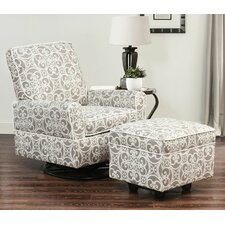 Patterned Recliners You'll Love | Wayfair