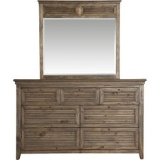 Pomfret 7 Drawer Dresser by Alcott Hill