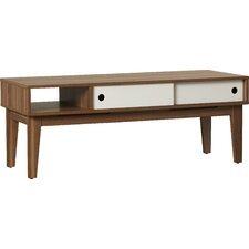 Mid century coffee tables wayfair for Wayfair mid century coffee table