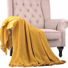 Yellow Amp Gold Blankets Amp Throws You Ll Love Wayfair Ca