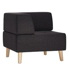 Modern Linen Lounge Chairs