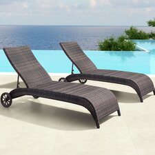 Fabric chaise lounge chairs you 39 ll love wayfair for Ava chaise lounge