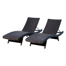 Patio Chaise Lounges You Ll Love Wayfair
