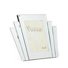 Vintage Art Deco Mirror Picture Frame
