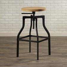Enjoyable Trent Austin Design Donington Adjustable Height Swivel Bar Theyellowbook Wood Chair Design Ideas Theyellowbookinfo