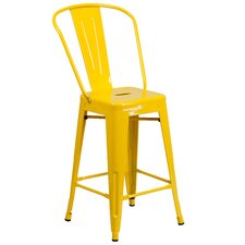 Yellow Bar Stools You Ll Love Wayfair