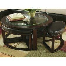 Round Espresso Coffee Tables You Ll Love Wayfair