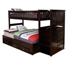 Superb Viv Rae Kaitlyn Twin over Full Bunk Bed image
