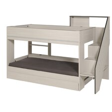 Gravity Twin Over Twin Bunk Bed with Trundle