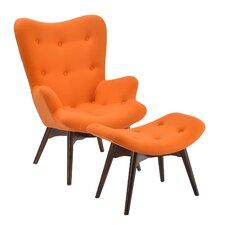 Orange Accent Chairs You Ll Love Wayfair