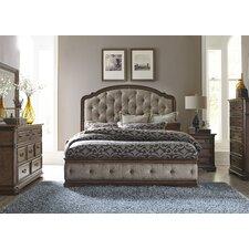 platform customizable bedroom set bedroom set light wood vera