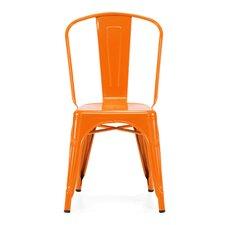 Dreux Steel Side Chair (Set of 4) (Set of 4) byDesign Lab MN