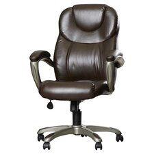 Leather Office Chairs You Ll Love Wayfair
