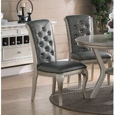 Hampton Side Chair (Set of 2) by A&J Homes Studio