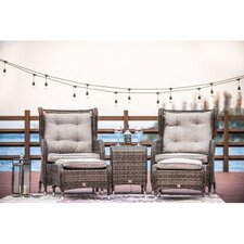 Wicker patio furniture you 39 ll love wayfair for Aosom llc outsunny chaise lounge