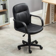 quick view product features product type desk chair brown leather office chair
