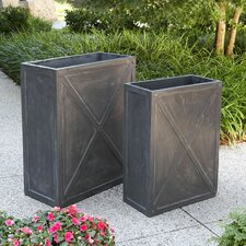 how to build a tall planter box