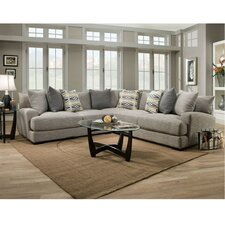 Laurel Foundry Modern Farmhouse Rosemary Sectional Image