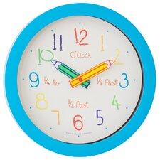 Children's 25cm Pencil Wall Clock