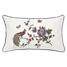 Birds of Paradise Lumbar Cushion