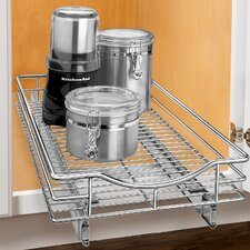 Lynk Roll Out Stainless Steel Cabinet Drawer