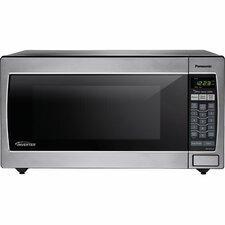 Panasonic? 1.6 Cu. Ft. 1250W Countertop Microwave