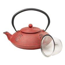 Teekanne Character aus Gusseisen