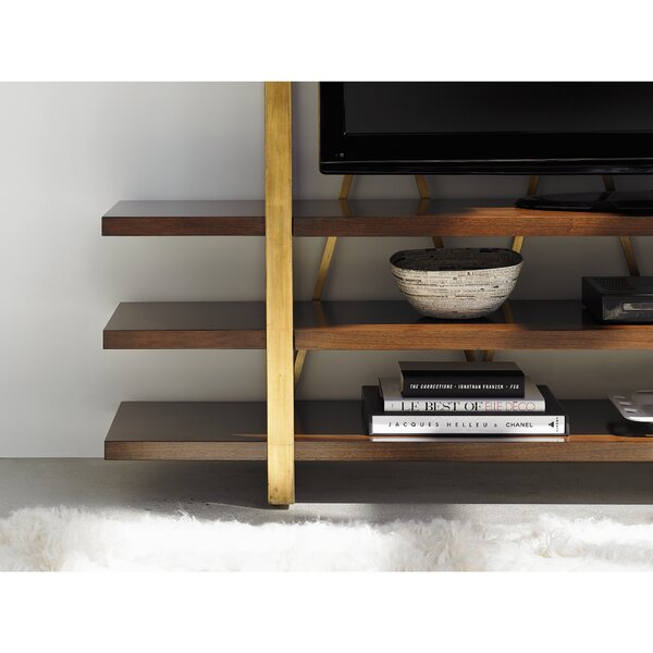 Stanley crestaire 66 accent shelves bookcase birch lane for Furniture 66 long lane liverpool
