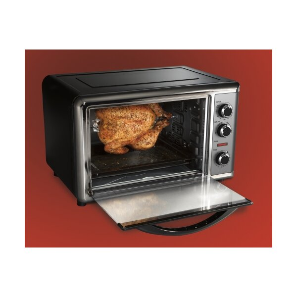 Countertop Rotisserie Oven Reviews : Countertop Convection & Rotisserie Oven & Reviews Joss & Main