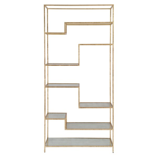 dwellstudio mansfield 84 etagere bookcase reviews dwellstudio. Black Bedroom Furniture Sets. Home Design Ideas