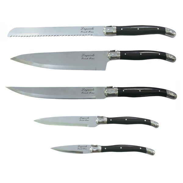 6 piece dalton kitchen knife set reviews joss main