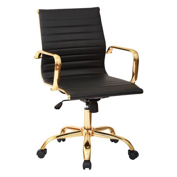 Angelina Office Chair in Gold amp Reviews Joss amp Main : Angelina Office Chair in Gold GM4947H V from www.jossandmain.com size 600 x 600 jpeg 39kB
