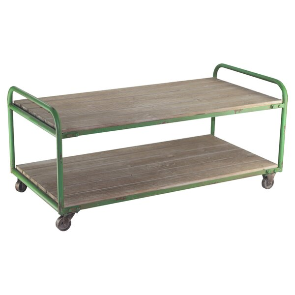Sacramento Coffee Table in Green