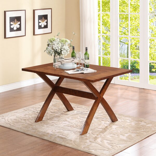 lucille dining table  reviews  joss  main