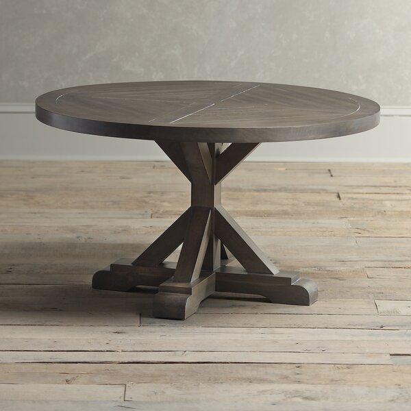 Birch Lane Stowe Round Coffee Table & Reviews