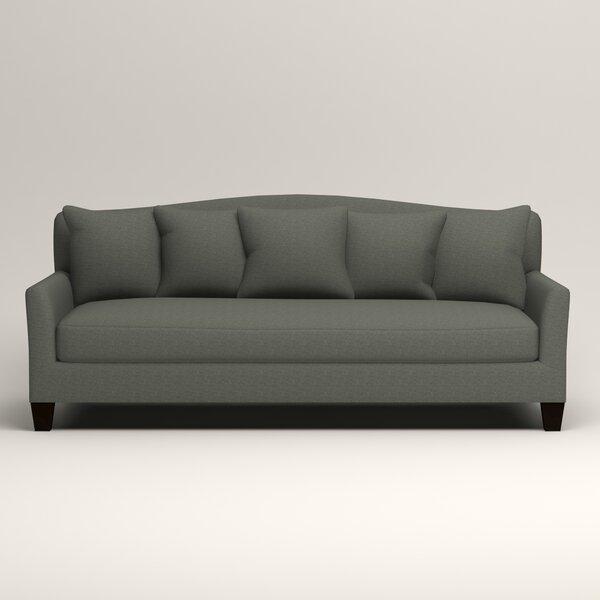 Hayworth 90 down blend sofa reviews joss main for Sofa 90 cm sitztiefe