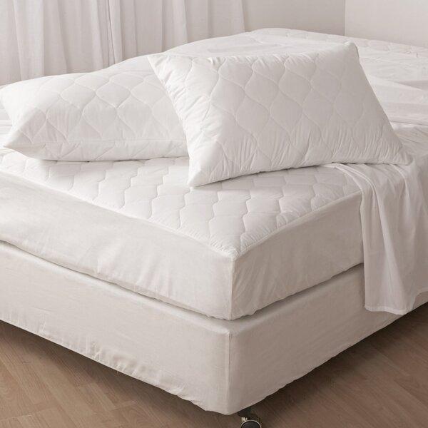 Classique White Mattress Pad & Reviews