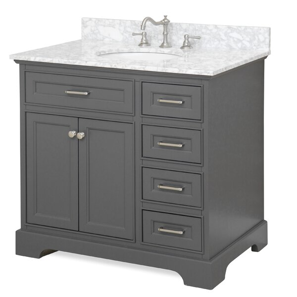 aria 36 quot single vanity set by kitchen bath collection