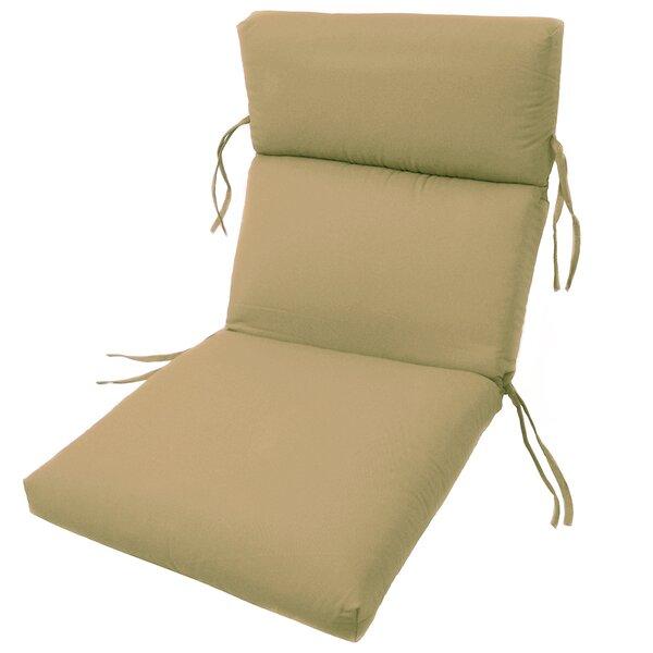 Lois Patio Lounge Chair Cushion & Reviews